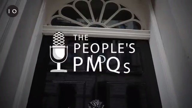 Earlier this week PM @BorisJohnson hosted the first ever #PeoplesPMQs. Watch them here: facebook.com/10downingstree…