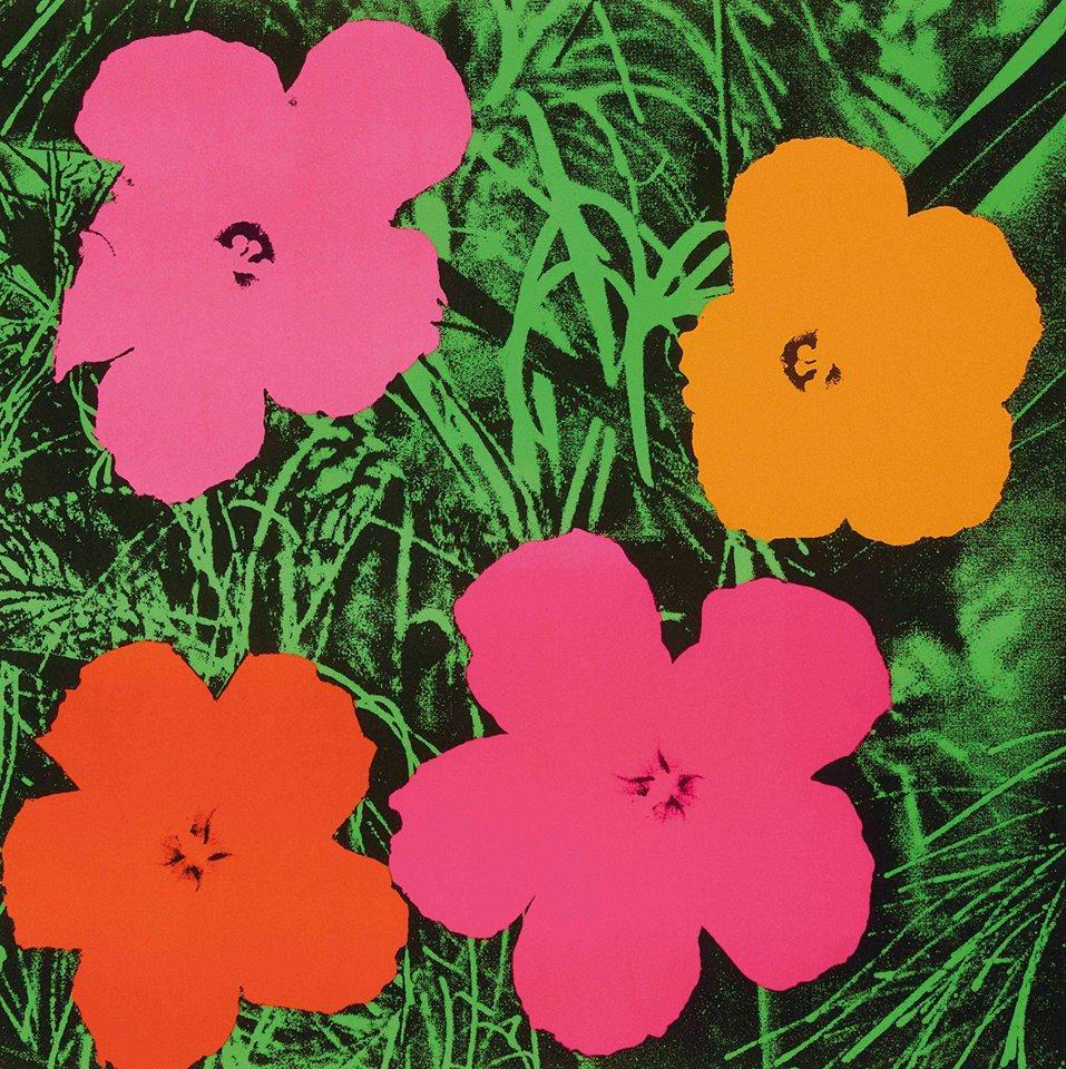 Fiori Warhol.22 02 1987 Hashtag On Twitter