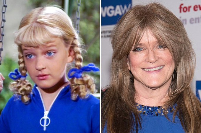 Happy Birthday actress Susan Olsen