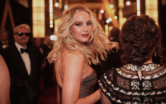Happy 29th Birthday, Jennifer Lawrence