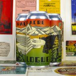 Image for the Tweet beginning: Friday, we release Logue DIPA,