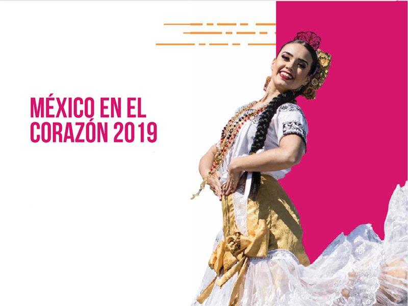 TONIGHT: México en el Corazón at #theparamount! Doors open 6:00pm // Event starts 7:00pm