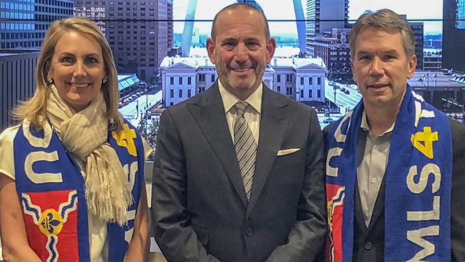 BREAKING: MLS to announce St. Louis as expansion team winner, sources say bit.ly/2z2tx49 via @Ben_Fred