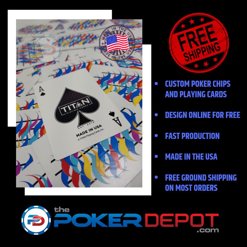 The Poker Depot Discount Code