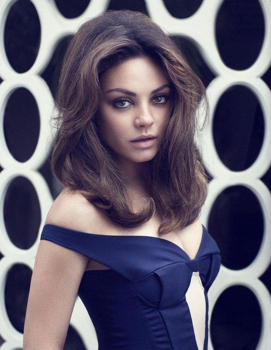Happy 36th birthday to actress Mila Kunis!