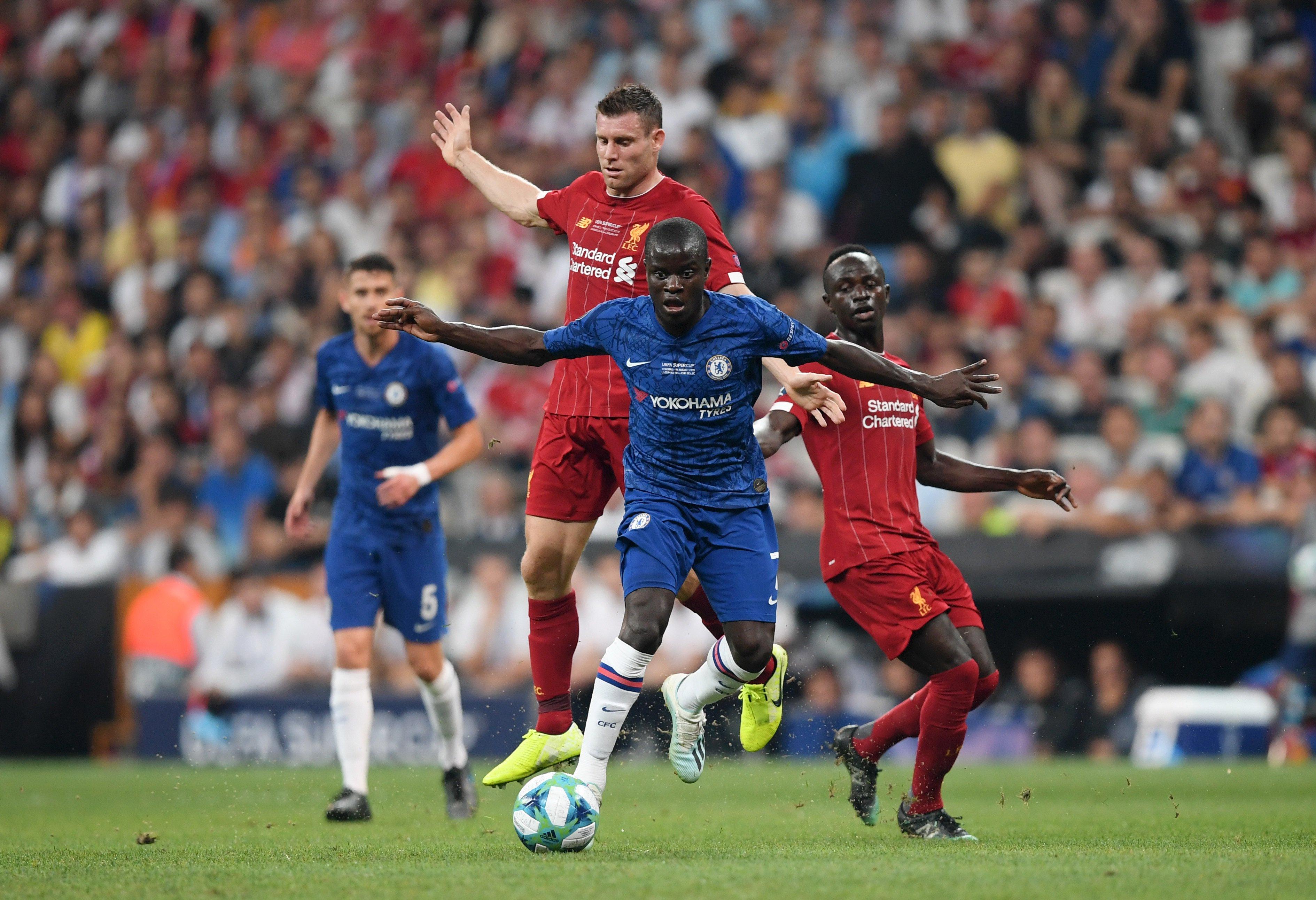 Ліверпуль - Челсі 2:2, пен 5:4. Червоні виграють ще один євротрофей в Стамбулі - изображение 1