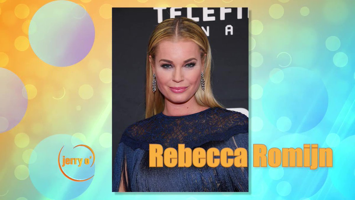 TODAY at 11 on @JerryOShow -- @MrJerryOC's wife @RebeccaRomijn dishes about her new horror film#SatanicPanic and his daughters check out this summer's hottest toys! #JerryO  #jerryoconnell  #jerryoshow