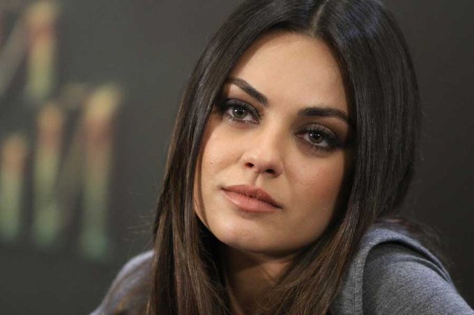Happy Birthday to Mila Kunis who turns 36 today!