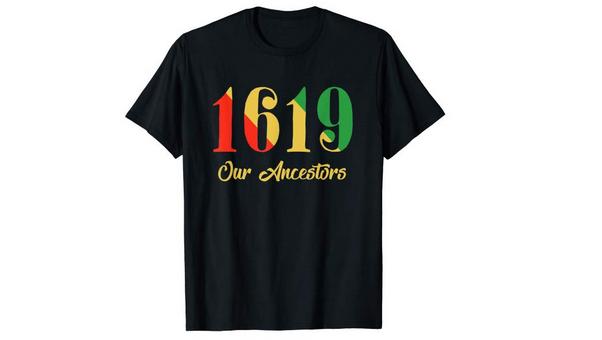 https://www. amazon.com/dp/B07P7L6Q63     1619 Our Ancestors T-Shirt    #BlackHistoryMonth   #tothisday  #BlackHistoryMonth2019  #AfricanAmericanHistoryMonth #endmassincarceration #BlackHistory  #ourancestors #OurAncestors #Slavery #OurHISTORY #1619Project #blackpanther2 #blackpanther<br>http://pic.twitter.com/z7pTPTsuLt
