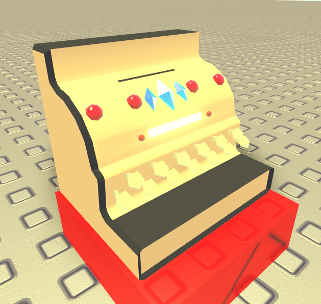 Bethink On Twitter Who Wants A Golden Cash Register - how to donate money in adopt me roblox