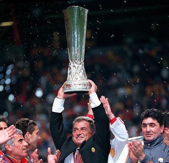 Bir zamanlar Avrupanın bir parçasıydık. #SuperCup