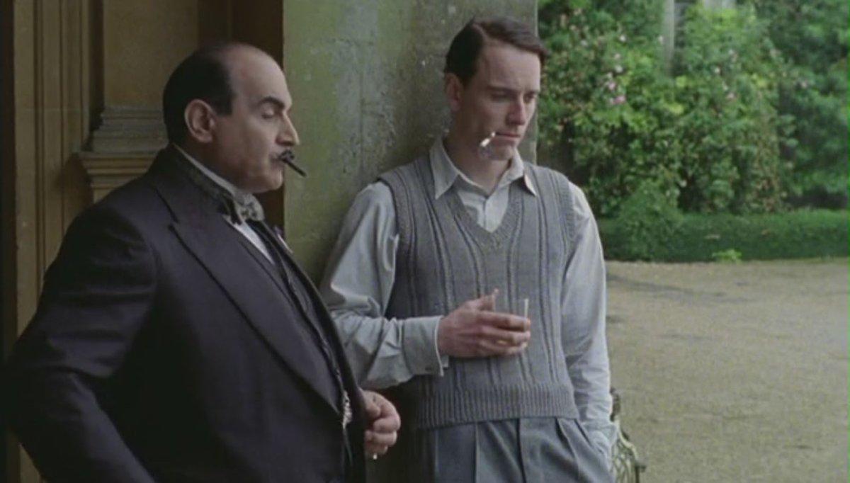 Fassbender Poirot