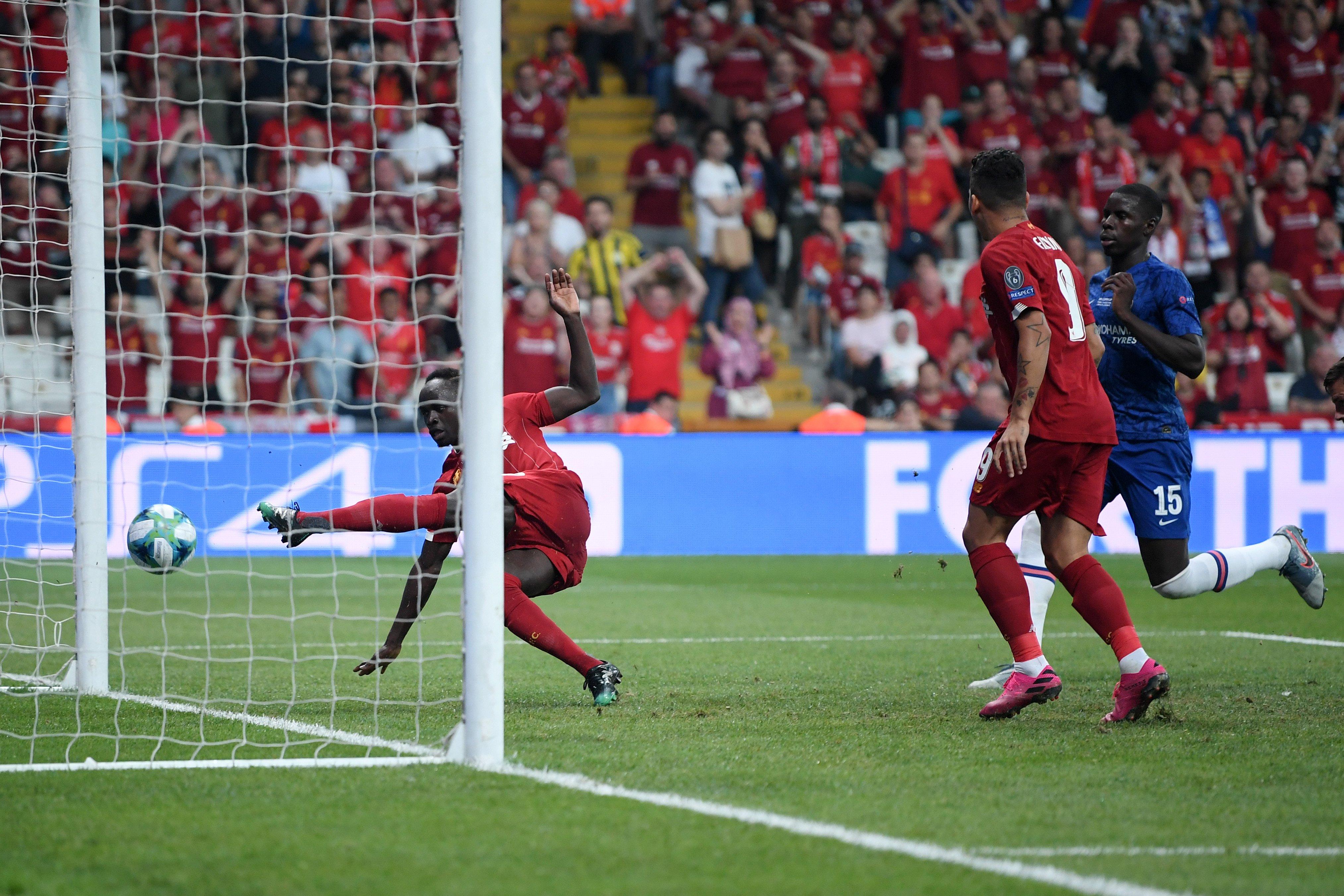 Ливерпуль - Челси 2:2, пен 5:4. Красные выигрывают еще один евротрофей в Стамбуле - изображение 3