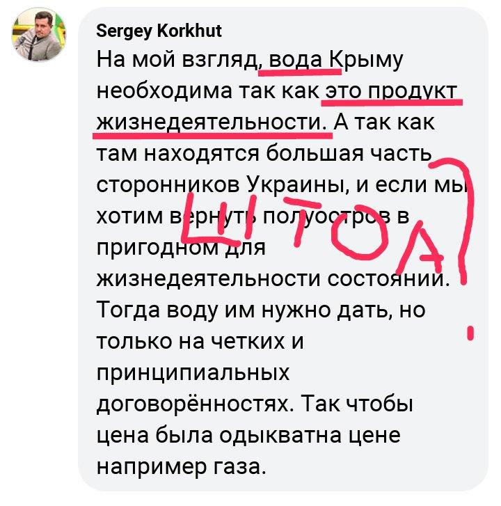Оккупированный РФ Крым - это серая зона бесправия, - постпред Президента в АРК Кориневич - Цензор.НЕТ 4675