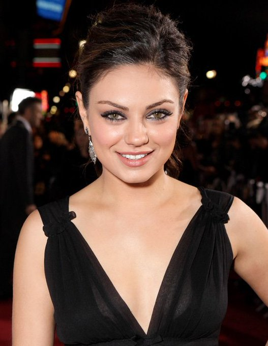 Knowing who you are is confidence. - Mila Kunis. Happy Birthday,