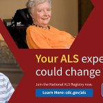 Image for the Tweet beginning: Learn how the National ALS