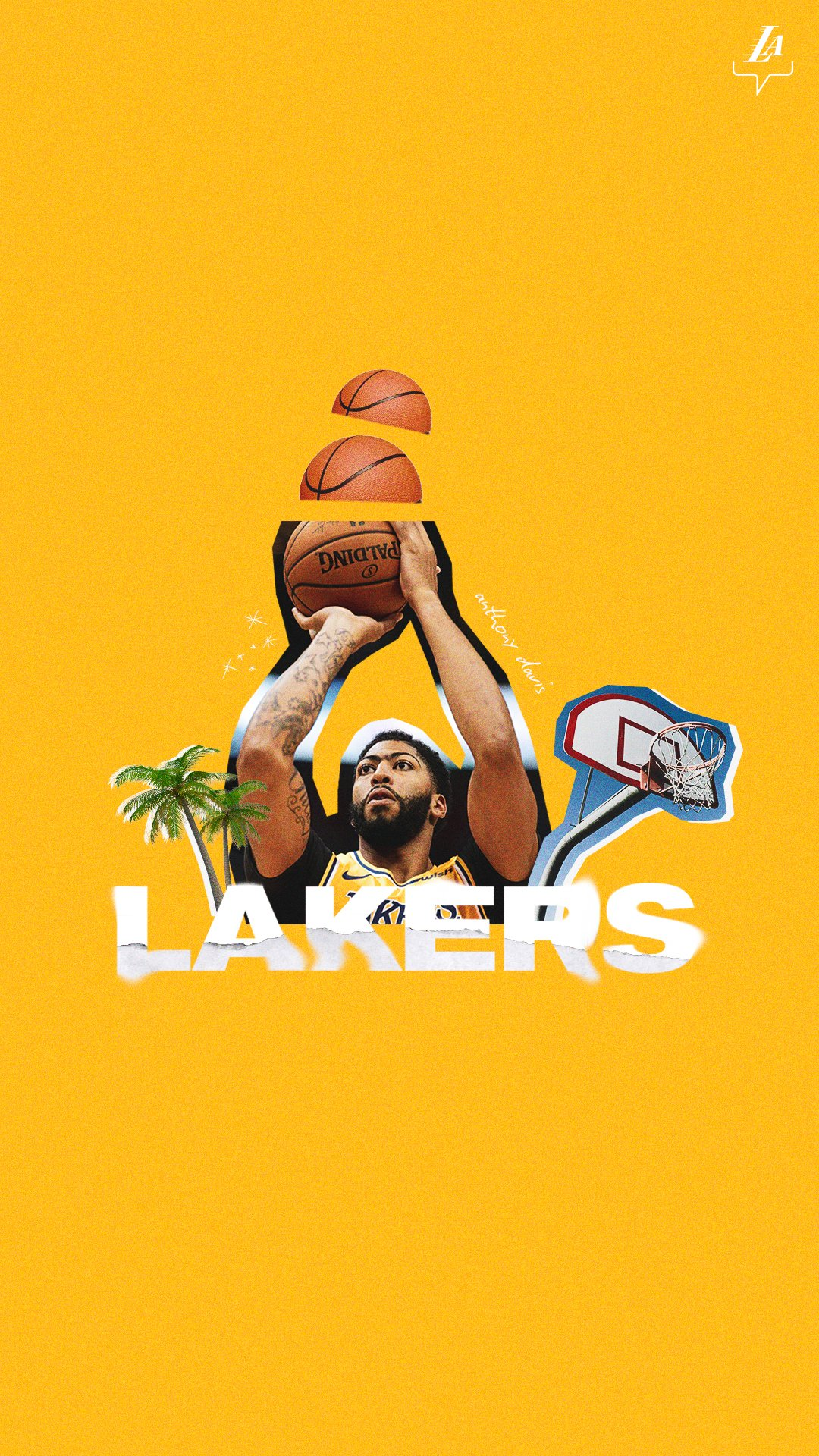 Los Angeles Lakers On Twitter Wallpaperwednesday