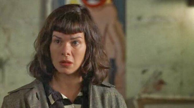 Happy birthday Marcia Gay Harden. I found her nuanced performance in Pollock very compelling.