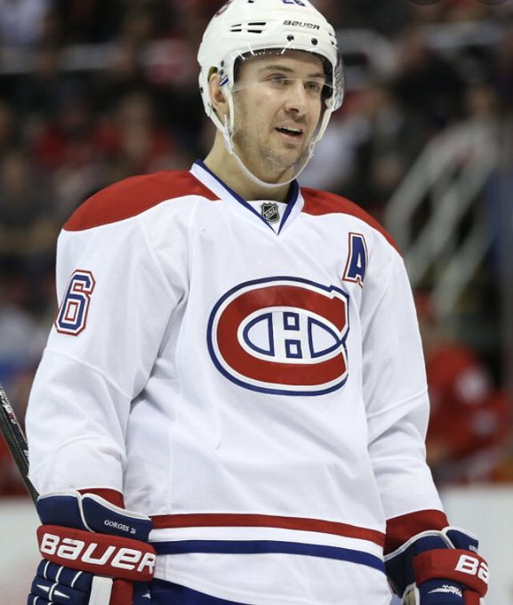 Happy birthday to Shea Weber and Josh Gorges today