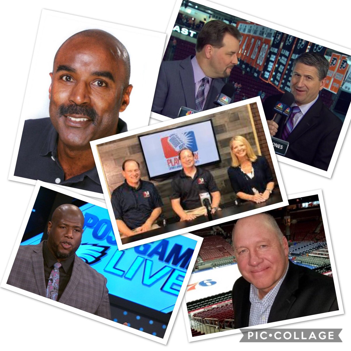 Great lineup of guests next week for our sports broadcasting camp in Cherry Hill, NJ and more to come! Spots still available, ages 10-18 playbyplaycamps.com Among the guests: Flyers Analyst Keith Jones @JimJPhilly @MikeQuickSix @bbrooks72NBCS @McGinnisThomas @lesliegudel