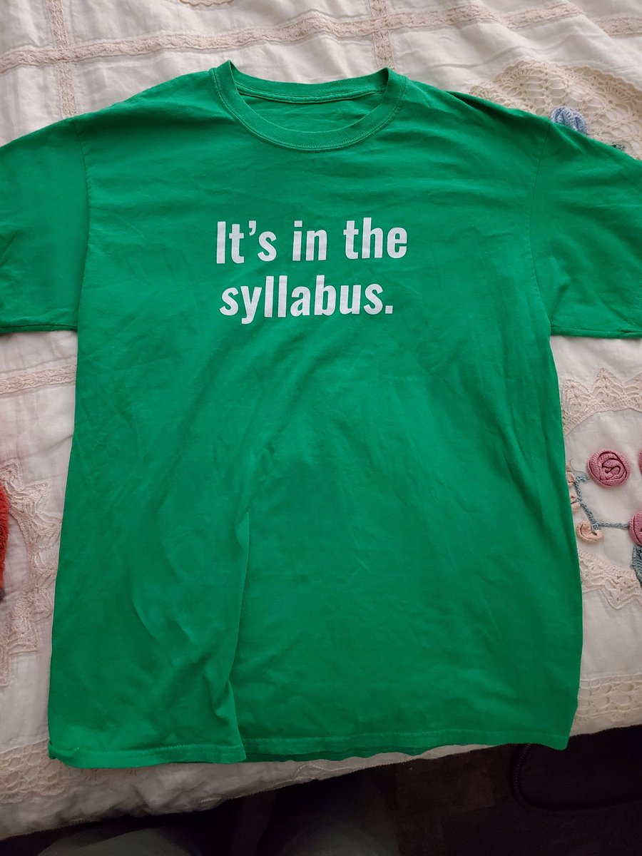 Scored this sweet tshirt at a thrift store in Boise for $2.