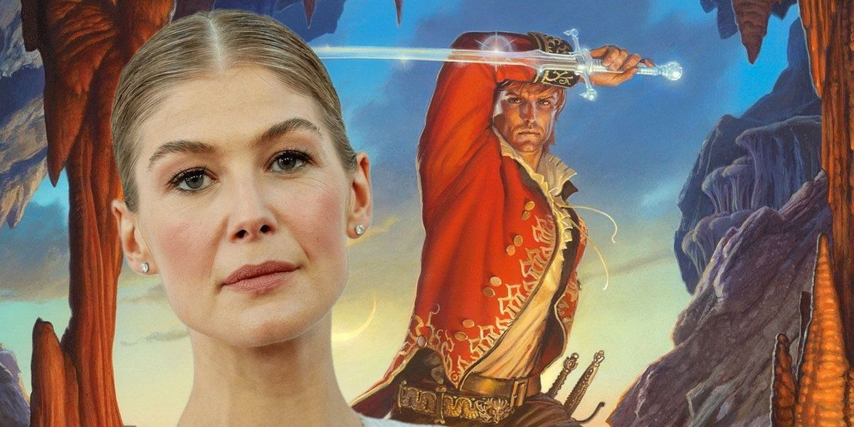 Amazon sets the rest of the #WheelofTime TV show cast after previously casting Rosamund Pike  https:// buff.ly/2Z9XdXO    <br>http://pic.twitter.com/XjDH43WWUc