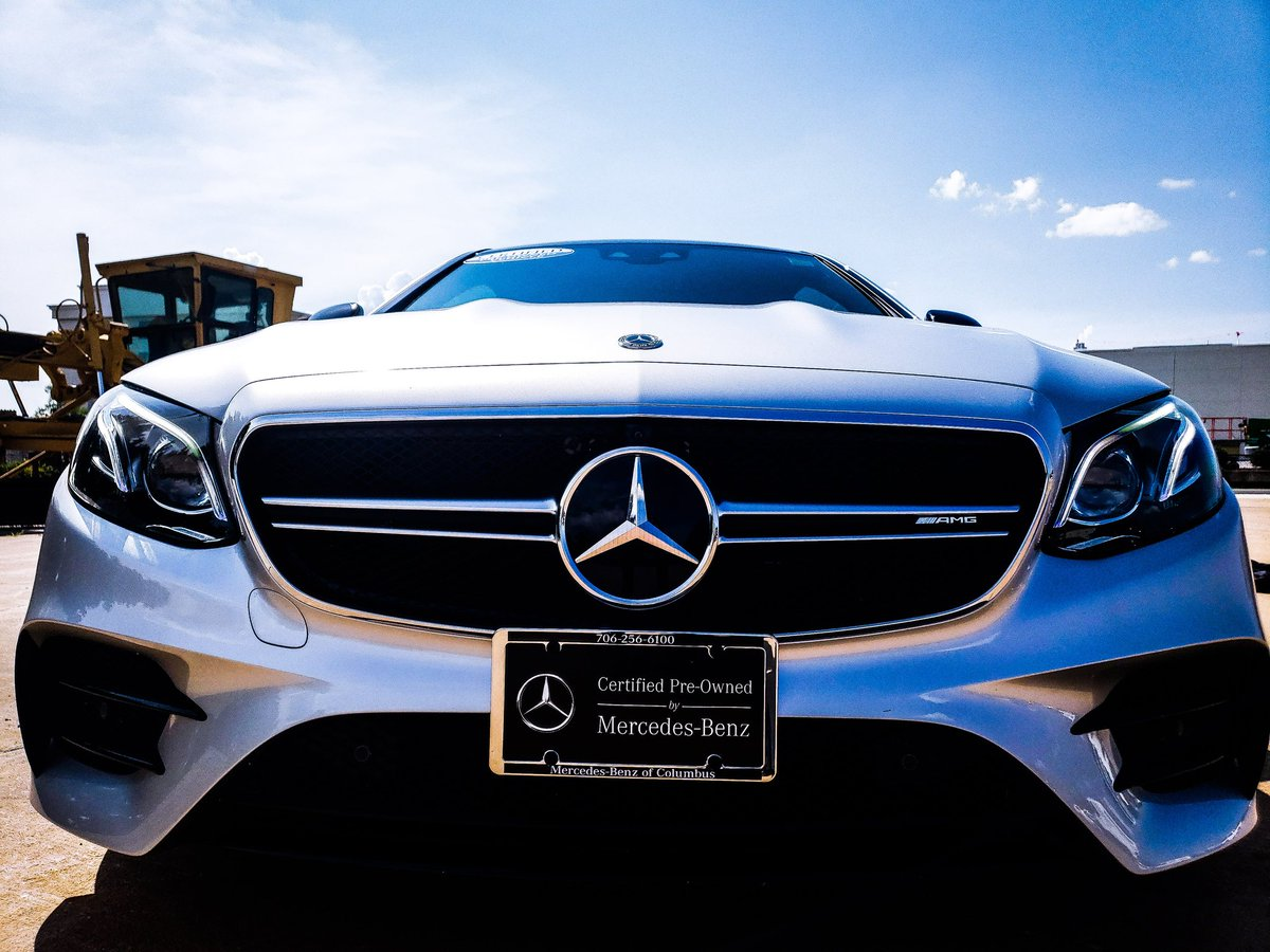 Mercedes Benz Columbus Ga >> Mercedes Benz Of Columbus On Twitter The 2019 Comes With