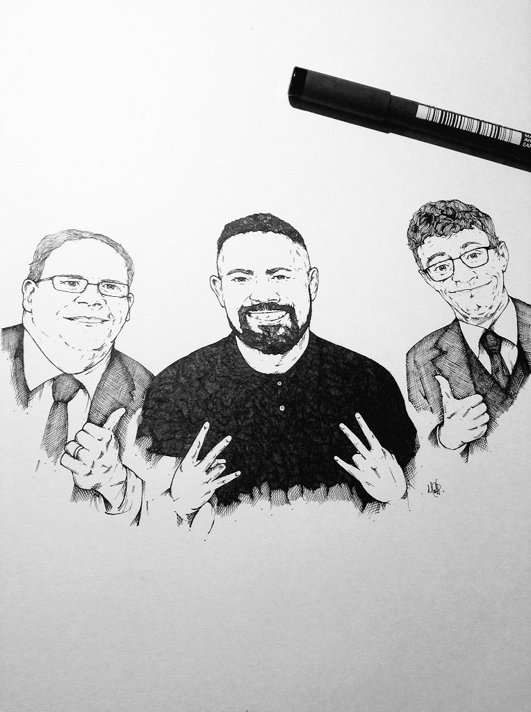 The best broadcast team in wrestling today,Kevin Kelly @realkevinkelly Rocky Romero @azucarRoc and Chris Charlton @reasonjp ,each vital in their own way,yet forming like Voltron,they still end up greater than the sum of their parts  #njpw #g129 #njpwworld <br>http://pic.twitter.com/l0MiSEmhUM