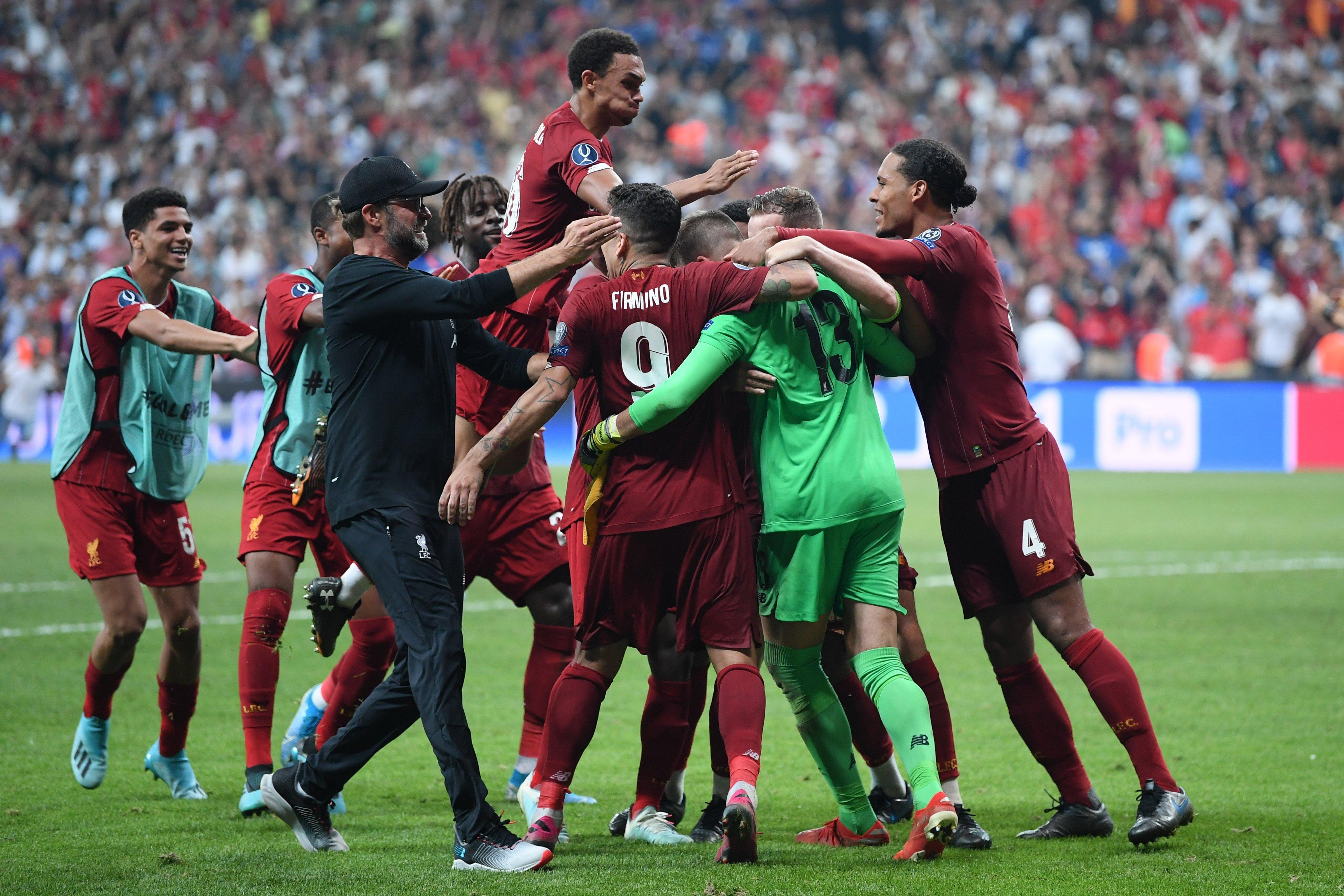 Ливерпуль - Челси 2:2, пен 5:4. Красные выигрывают еще один евротрофей в Стамбуле - изображение 4