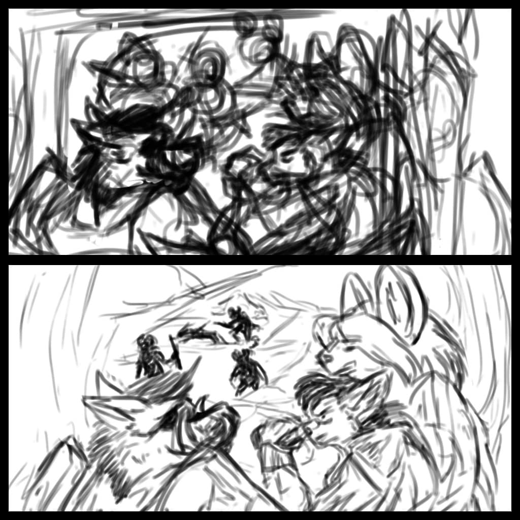 #WIPWednesday #artsharethread   Working on a new project! Go follow @kingzvire for more info along with my IG as well as my Tumblr @ dragonfoxstardesigns to see what I've been up to!   #kingzvire #TheOutlands #storytelling #sequentialart <br>http://pic.twitter.com/CJV0aTfZwx