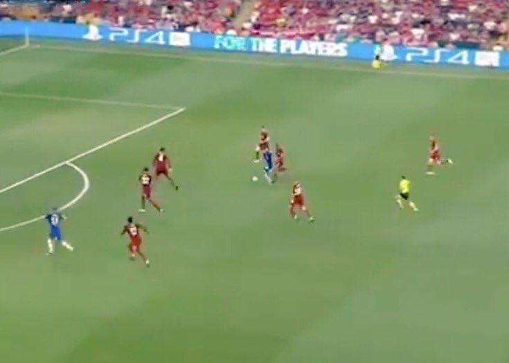 Christian Pulisic produced in assist out  of this situation.