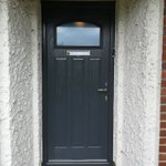 Image for the Tweet beginning: Another composite Door install by