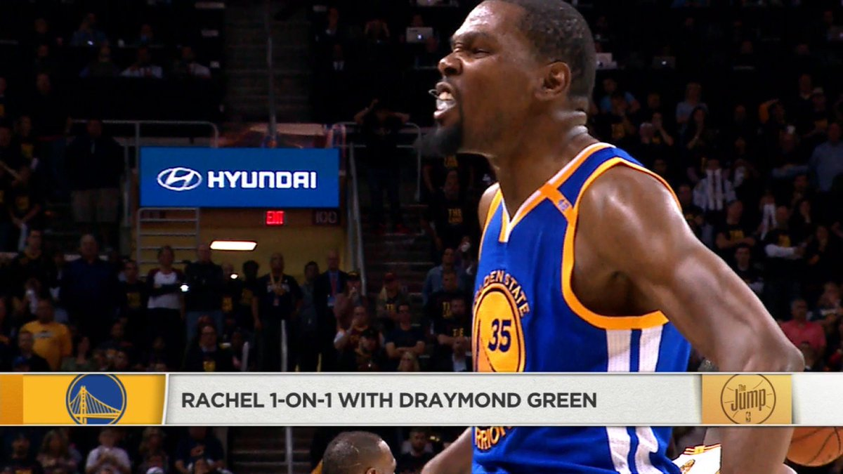 Draymond Green Has Brutally Honest Comment On Kevin Durant's Decision