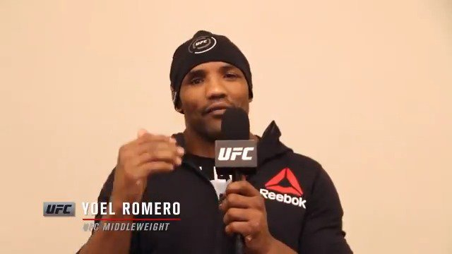 .@YoelRomeroMMA has a message for all his fans before #UFC241 🔊⬆️  Here's where you can purchase Romero's fight: http://bit.ly/2KM6VdF