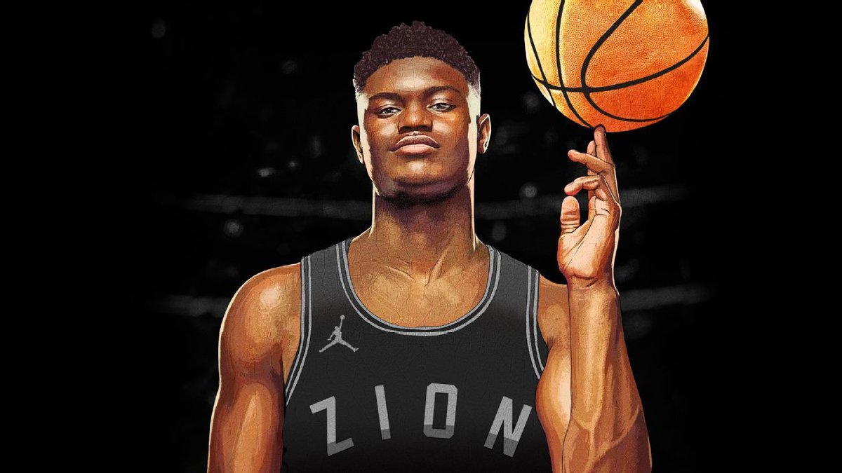 test Twitter Media - .@Zionwilliamson left how much on table 😮 https://t.co/kv2tB3BOin https://t.co/3EuoO9Y092