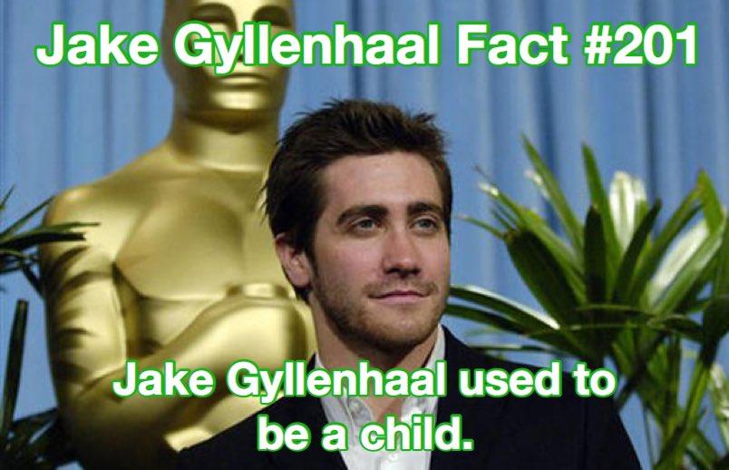 jake gyllenhaal facts (@GyllenhaalFacts) on Twitter photo 03/08/2019 03:18:40