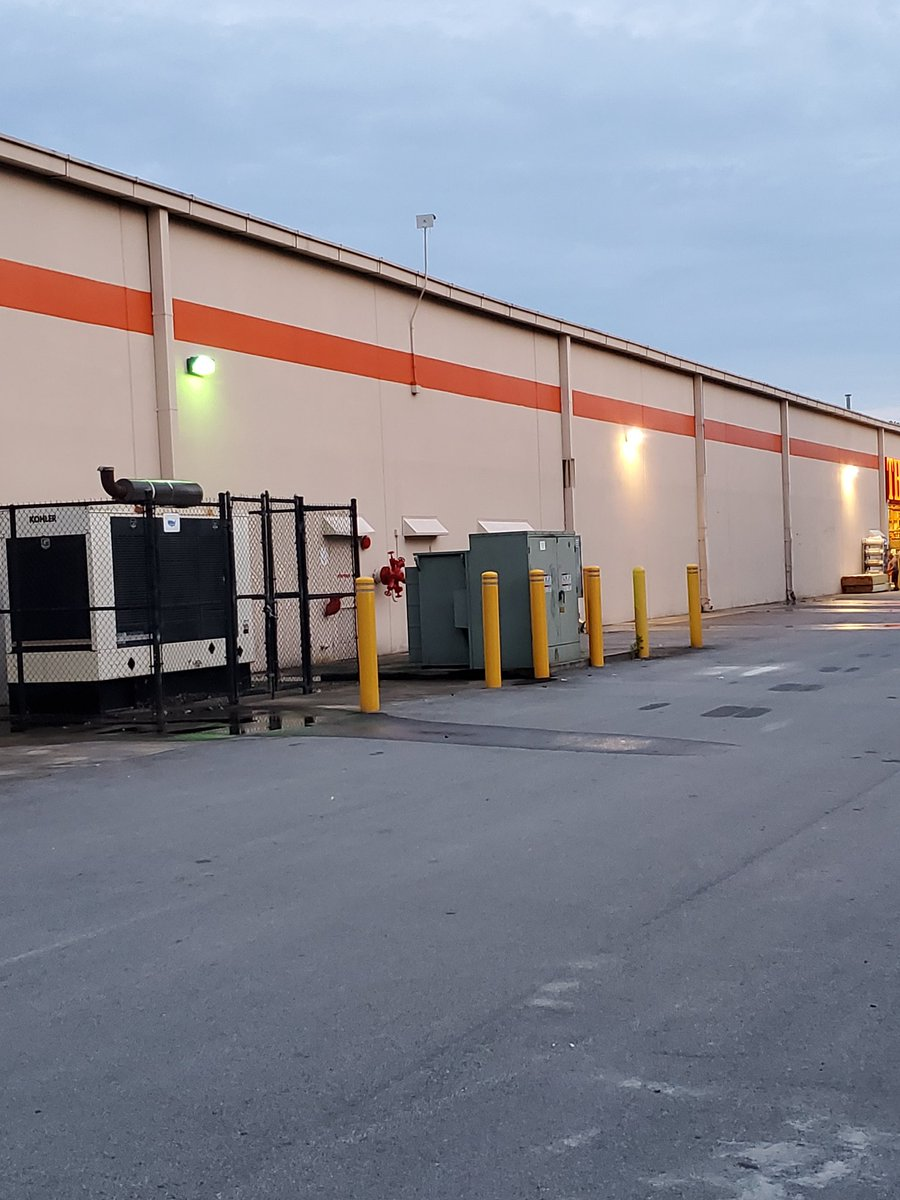 Home Depot Lye