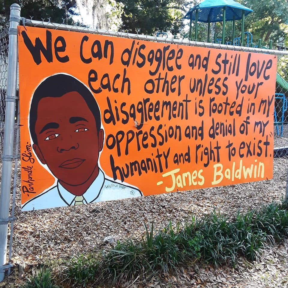 Happy birthday, #JamesBaldwin 🖤