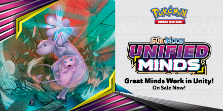 tweet-'Unified Minds' is officially out today! Be sure to check TCGplayer for the best prices on single cards: https://t.co/nSgA8dQvWz https://t.co/q6AdkFcyh2