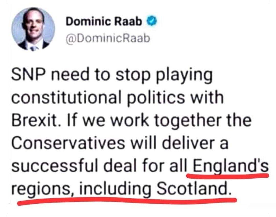 Etiqueta #scotland al Twitter