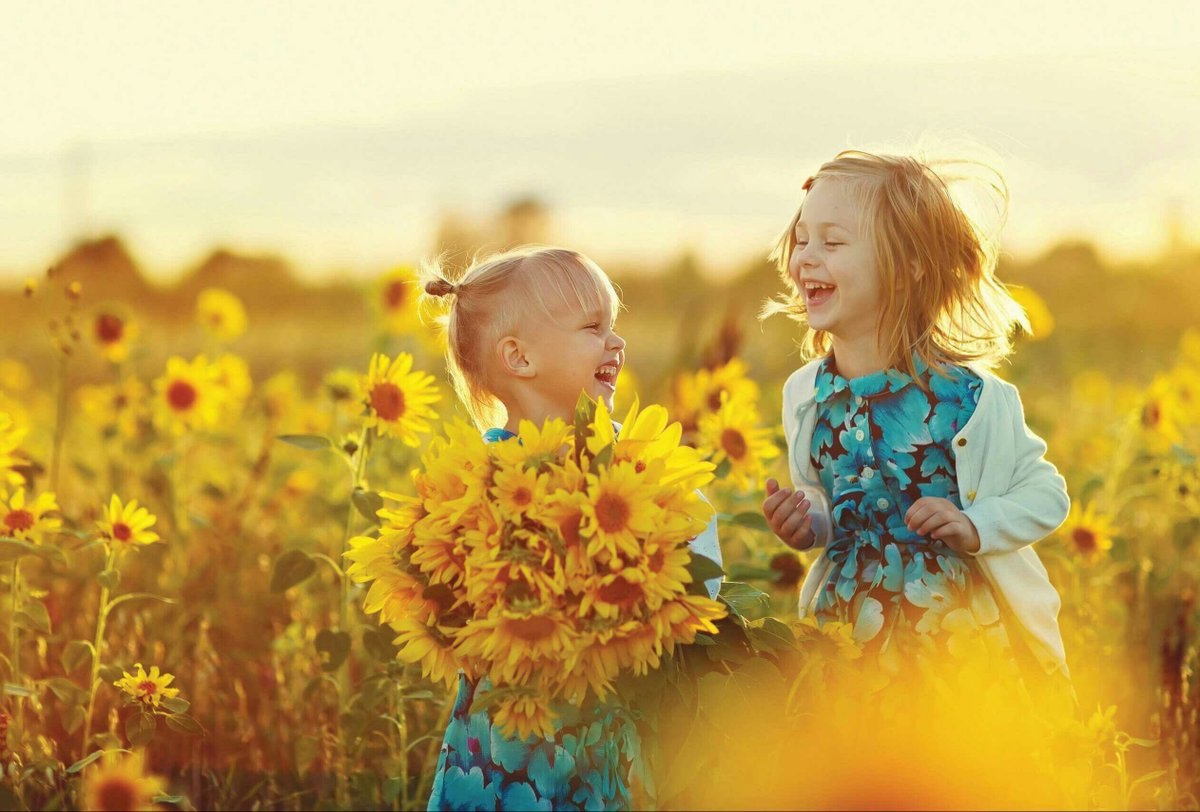Картинки радость и счастье детей