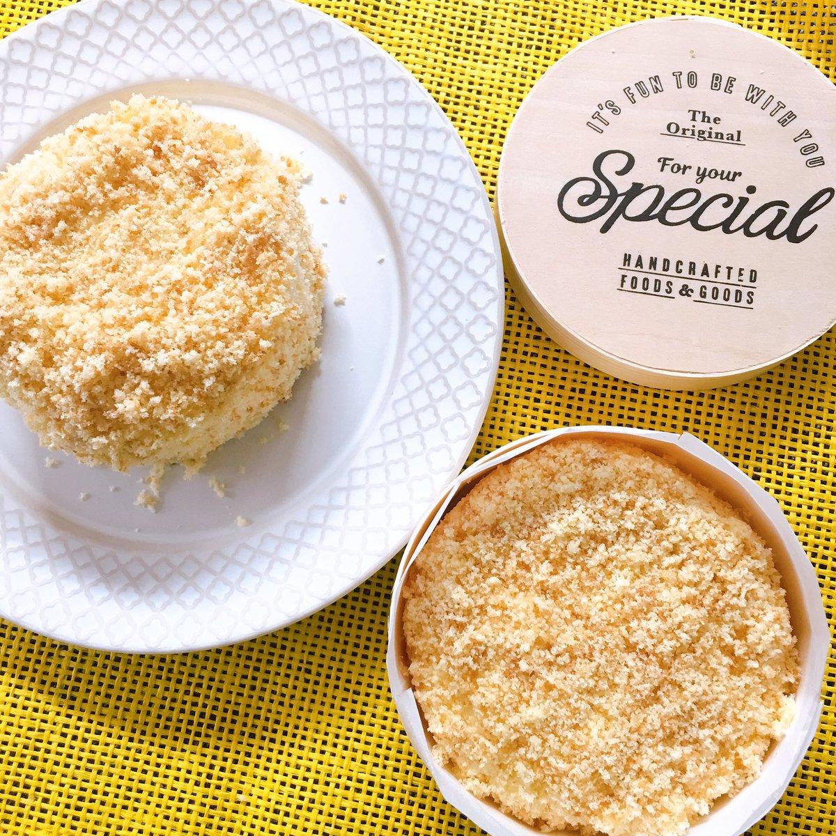 test ツイッターメディア - 夫に捧げる ホワイトチョコチーズケーキ❁  お誕生日おめでとう♥  大好きなnyontaさんのレシピをお借りして nyontaさんみたいな素敵な仕上がりには到底及ばないけど わたしにもルタオみたいなケーキが出来た嬉しい❣️  #手作り #チーズケーキ #ホワイトチョコ #お菓子 #コッタ #ルタオ風 #セリア https://t.co/t3MXTsll0o