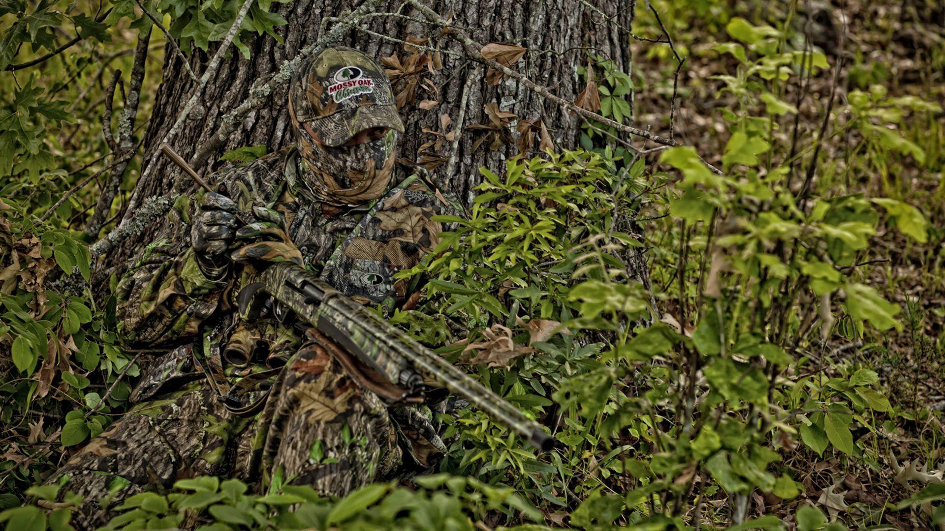 Найдите на фото снайпера