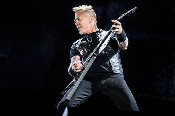 Felicidades James Hetfield! Happy Birthday James Hetfield!