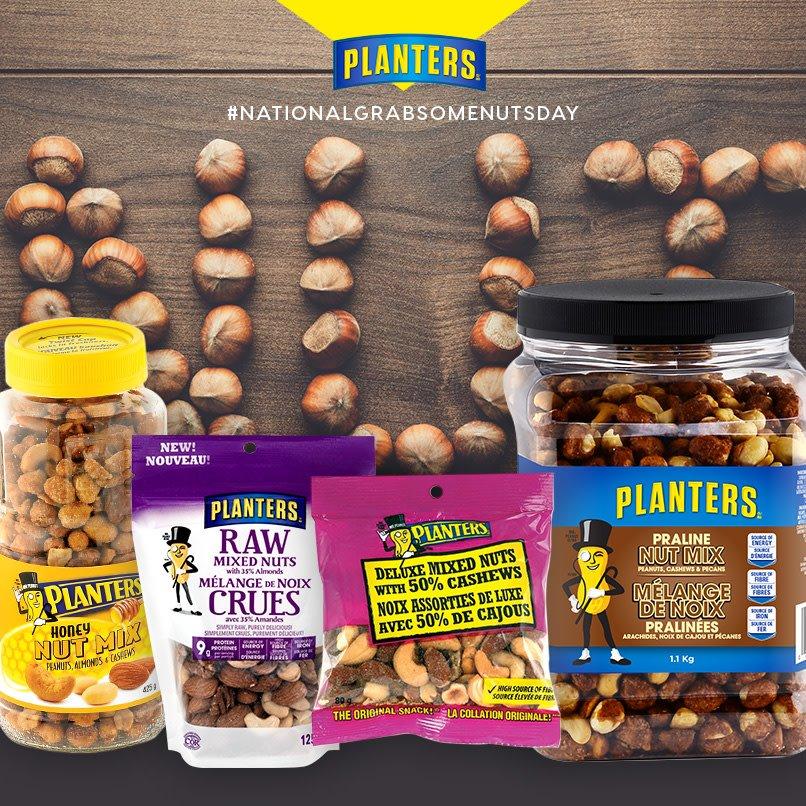 Mr Peanut (@planterscanada) | טוויטר