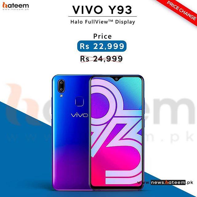 Price Update : Vivo Y93 Price Changed  https://ift tt