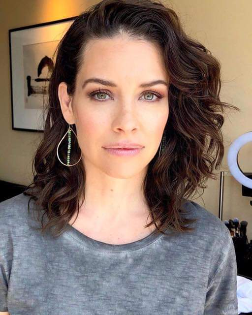 Evangeline Lilly.  Happy birthday to this wonderful lady.