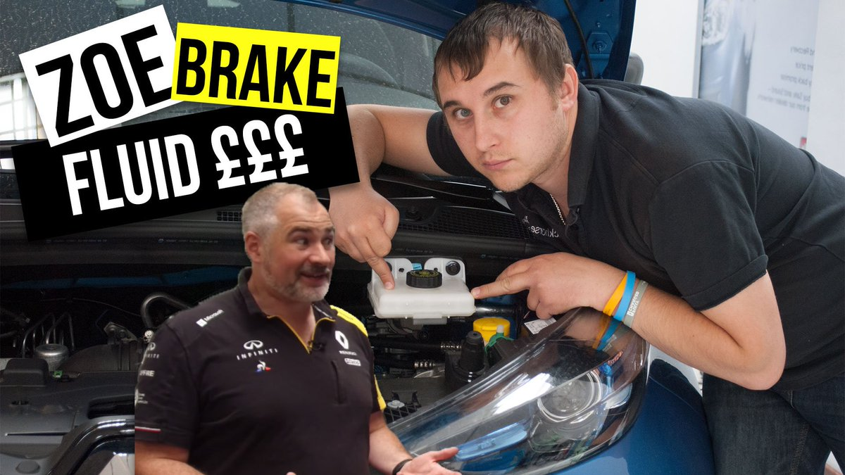 Brake Fluid Change Cost >> Why Does A Brake Fluid Change On A Grouperenaultev Zoe Cost
