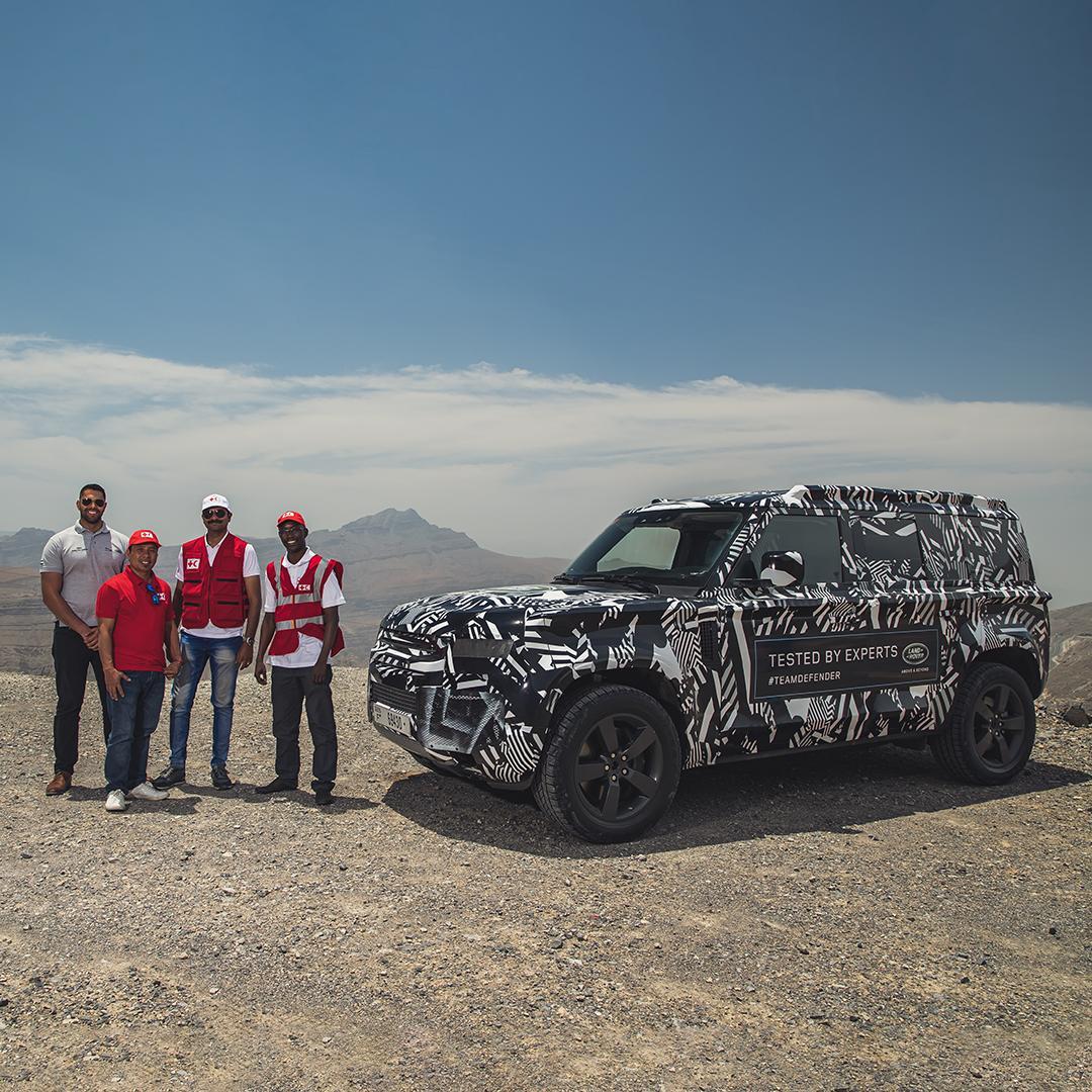 range rover sport bruktbil