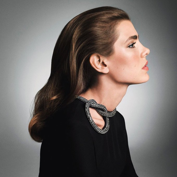 **Happy 33rd Birthday Charlotte Casiraghi** [in Gucci by Inez and Vinoodh for W magazine October 2014]
